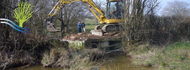 Aménagement de ponts ruraux