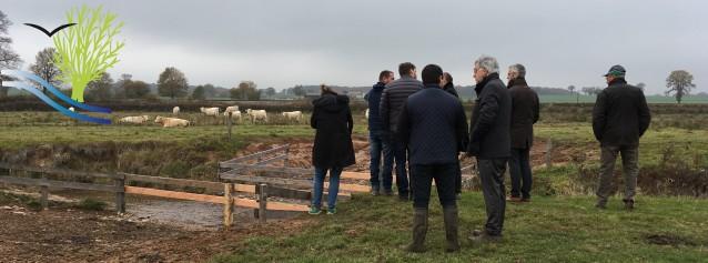 Visite de l'Agence de l'Eau Loire-Bretagne